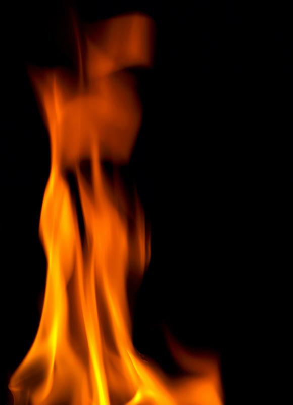 Heizöl Flamme