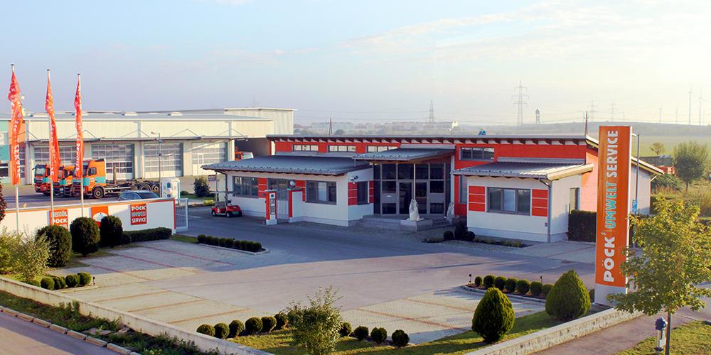 Betriebsgelände Pöck GmbH Neusiedl am See
