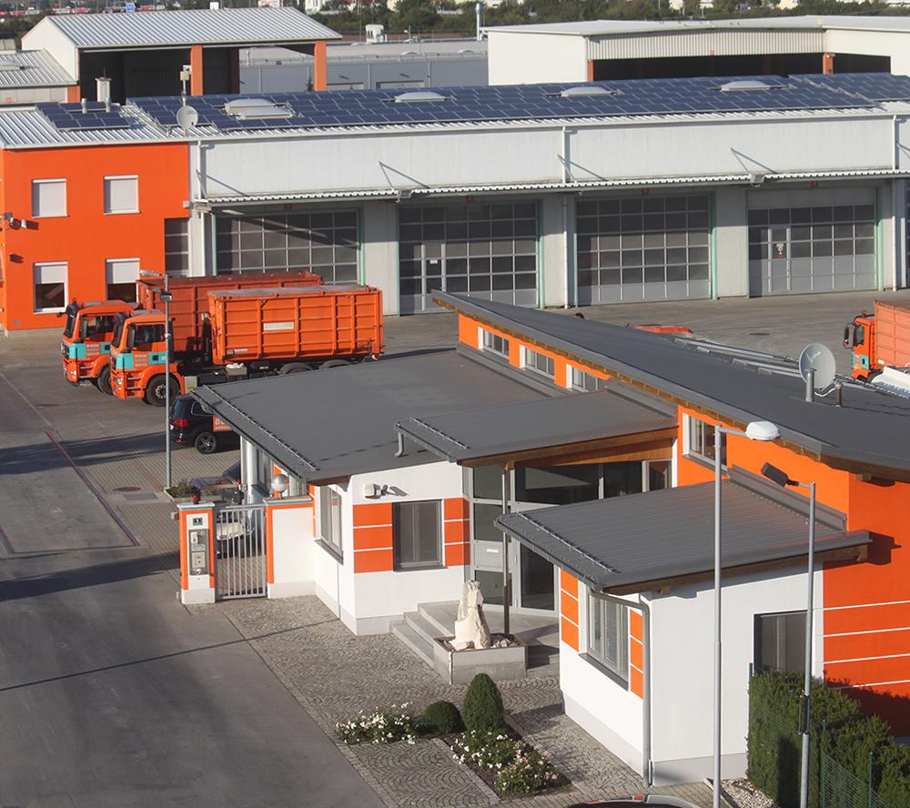 Firmensitz Pöck GmbH