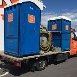 Pöck's Miet-WC-Service