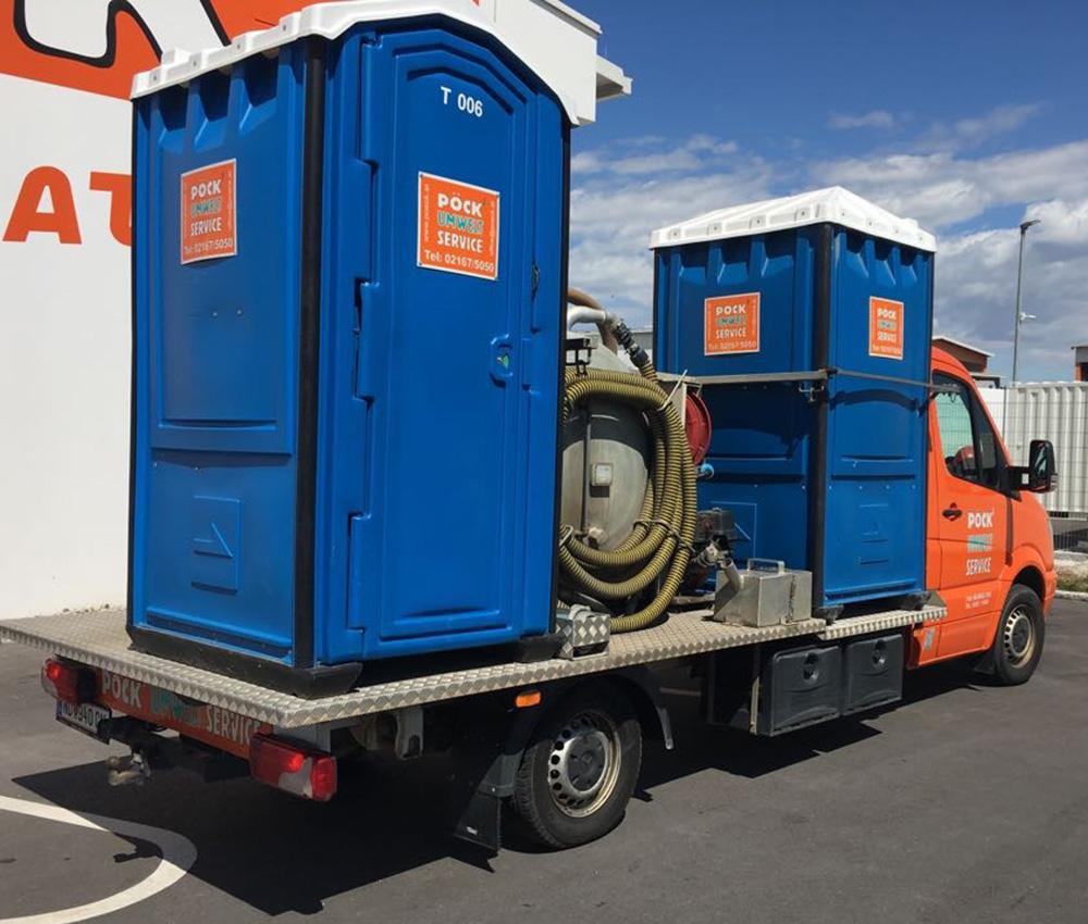 Pöck's Miet-WCs