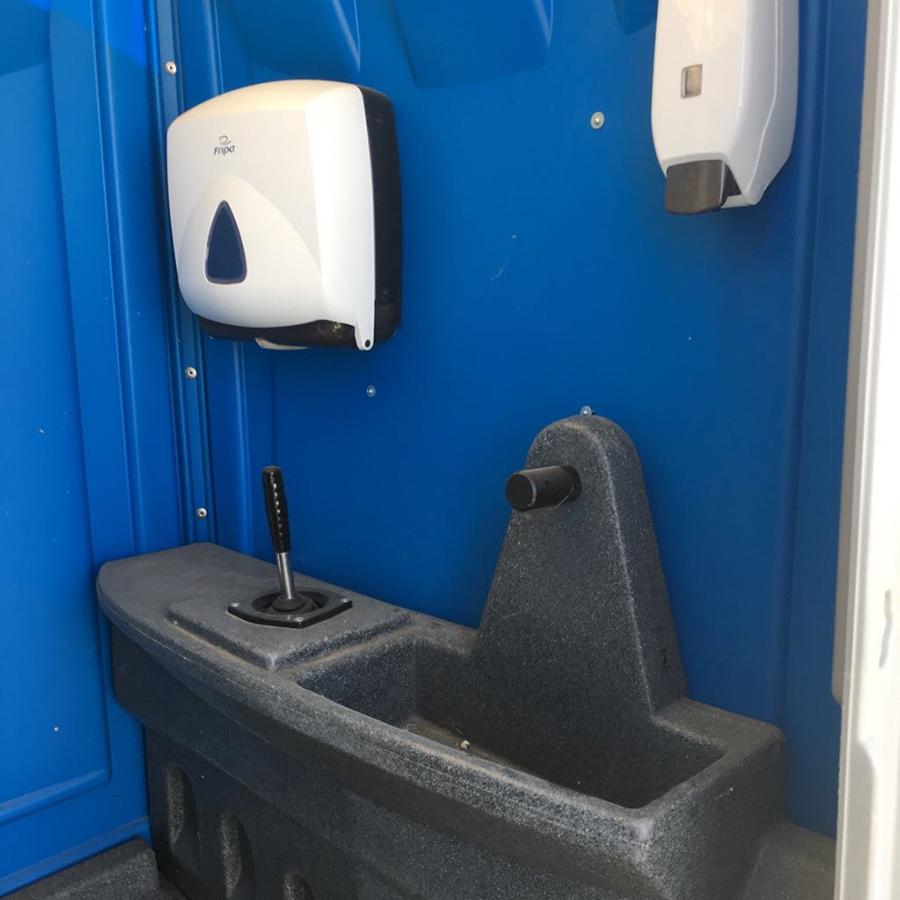 Pöck's Miet WC in VIP Ausstattung