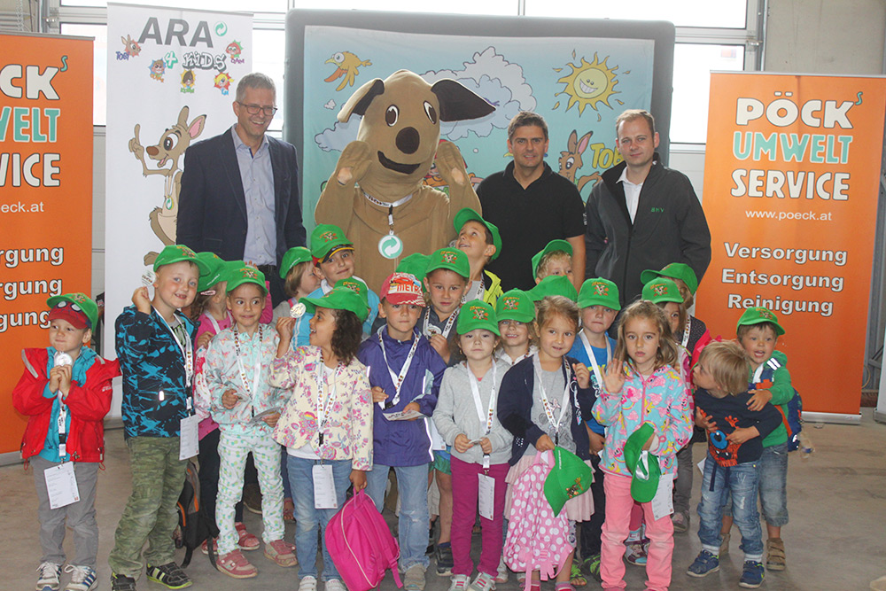 Pöck's ARA4Kids Day 2106 in Neusiedl am See
